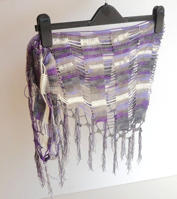 purple and gray lace crochet skirt wrap cover up sarong pareo wrap  swimsuit coverup beach wrap crochet cover up senoAccessory on Etsy, 35,00$