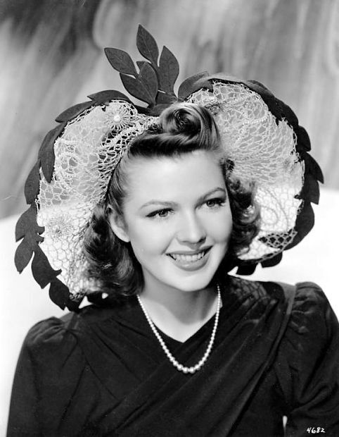 Jean Rogerss Easter bonnet