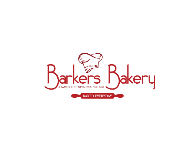 Barkers Bakery Logo Design Projects To Try Bakery Logo Design