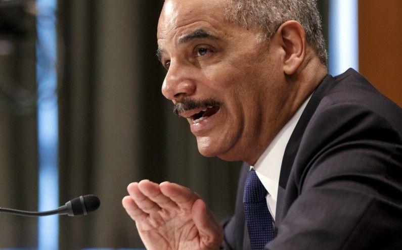 "Holder Questioned On DOJ's ""Marijuana-Friendly"" Policies"