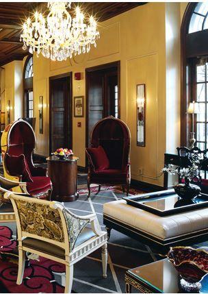 The Raphael Hotel, Kansas City, Missouri #kansascity #missouri #fourstar #forbestravelguide