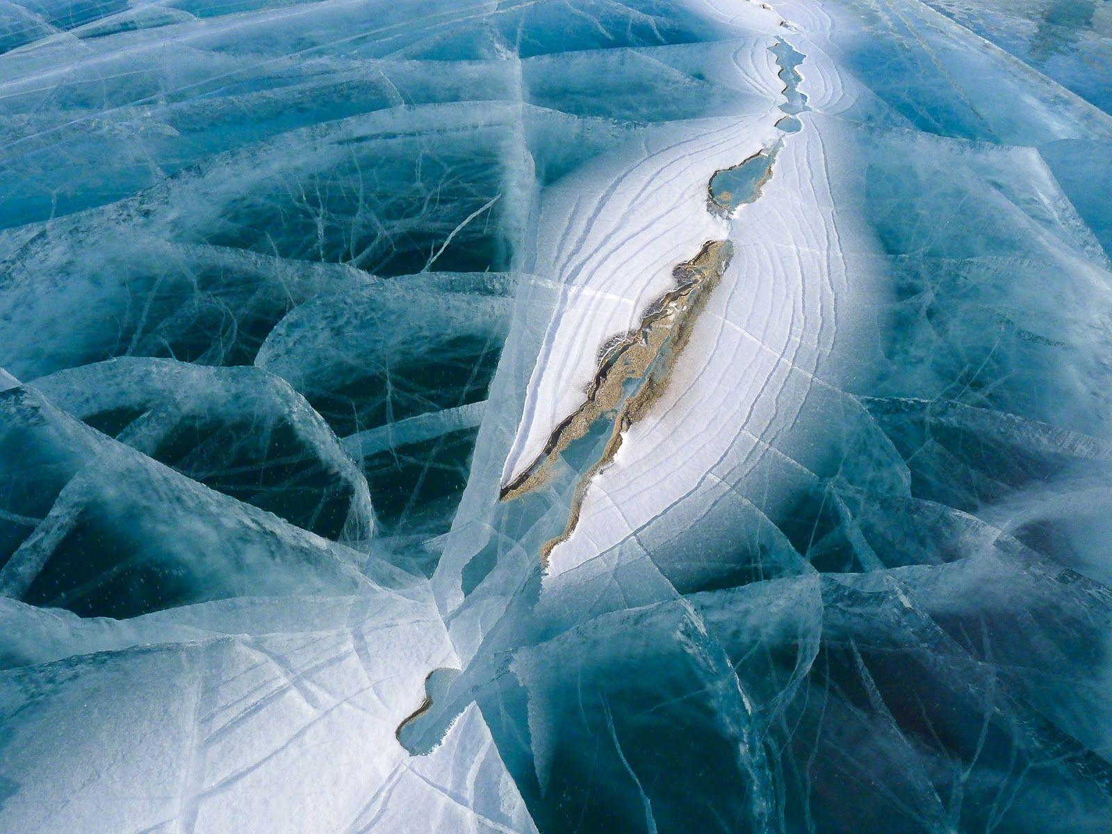 Lake Vanda Antarctica Continent