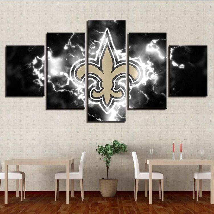 New Orleans Saints Wall Art Cheap For Living Room Wall Decor Cheap Wall Art Canvas Art Wall Decor Modern Wall Art