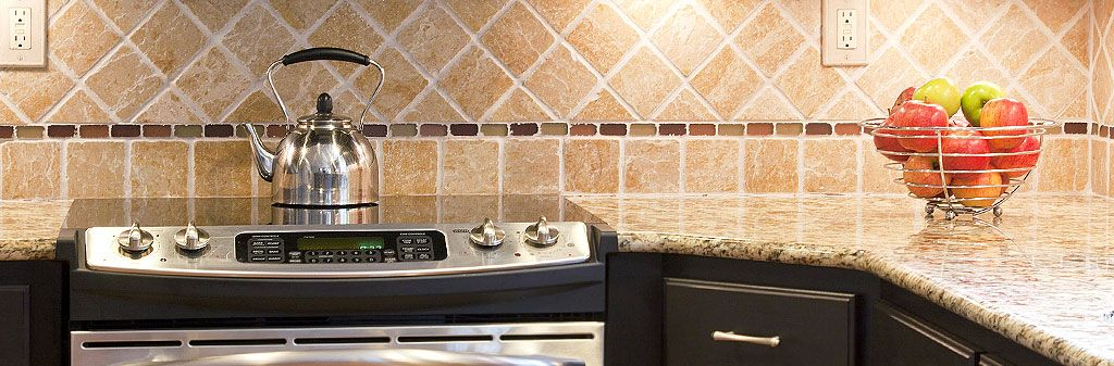 Kitchen Backsplash. 12 Photos Gallery Of Decorating Kitchen