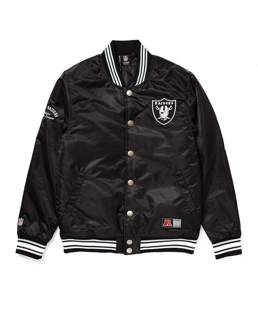 82ec77c8 Majestic Athletic Oakland Raiders Varsity Jacket | Sweaters/jackets ...