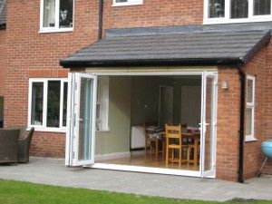 Small Rear Extension Kitchen