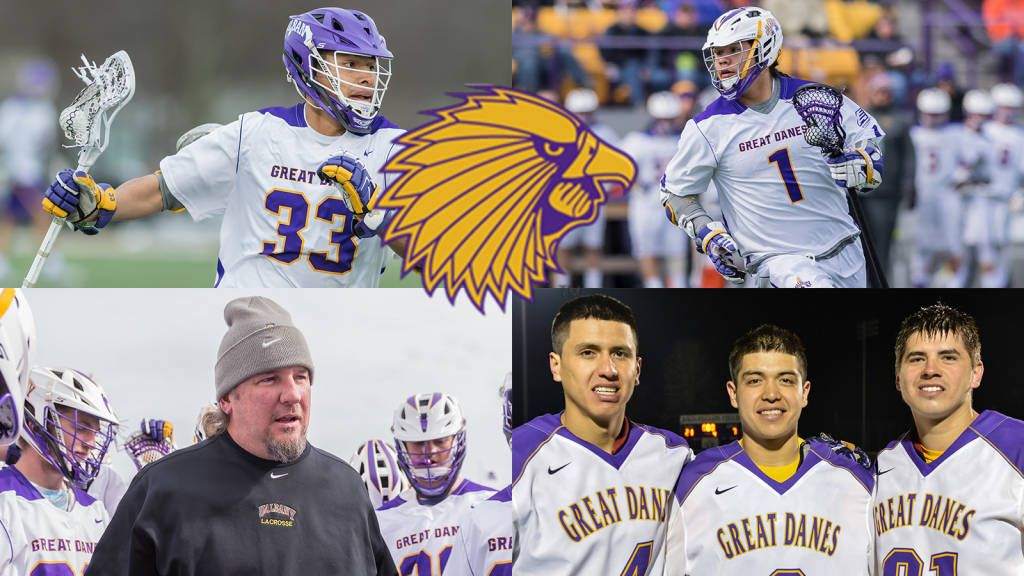 Coach Marr Ualbany Players To Serve With 2018 Iroquois Nationals