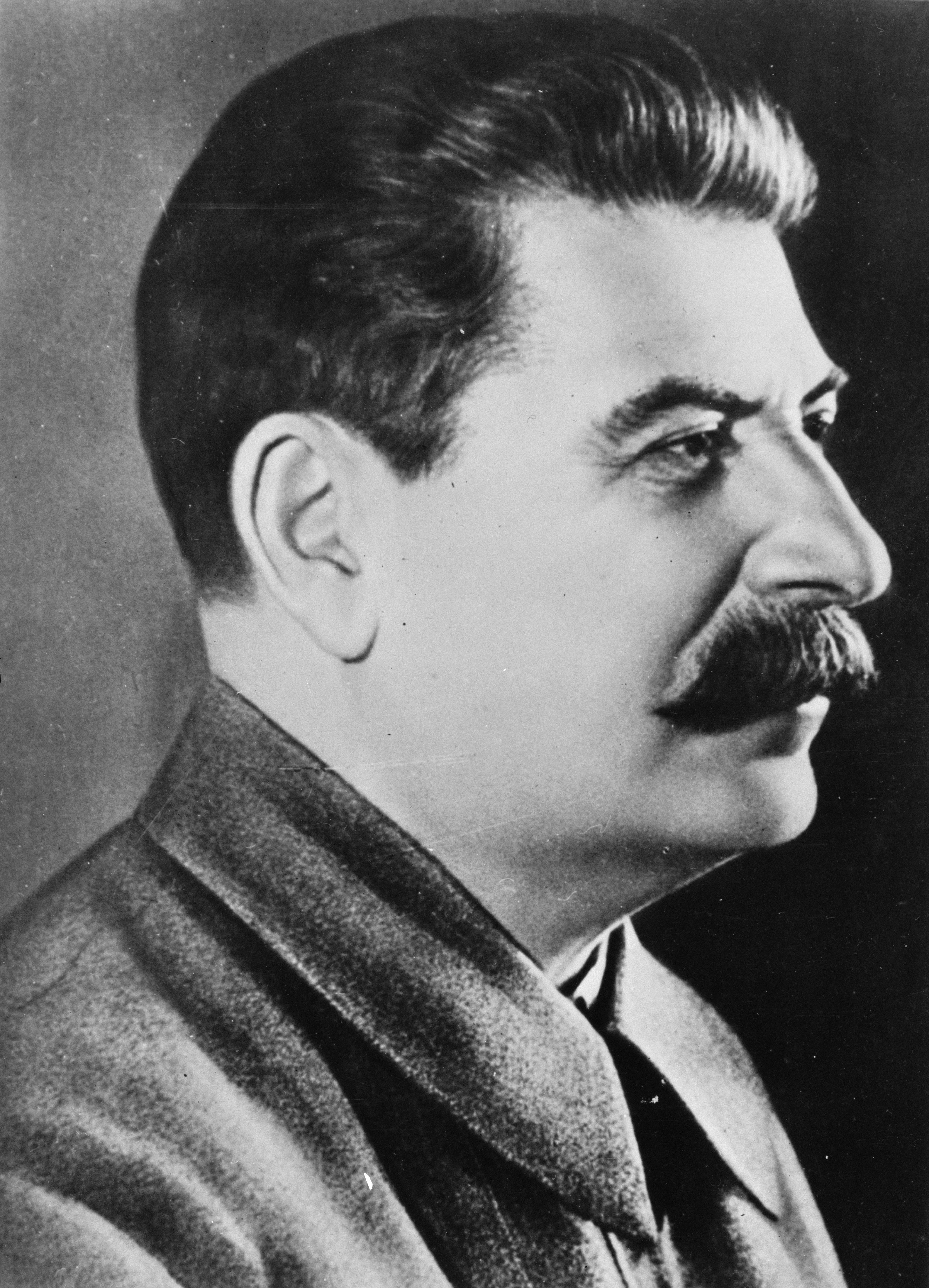 Comrade Stalin's official portrait for 1942.