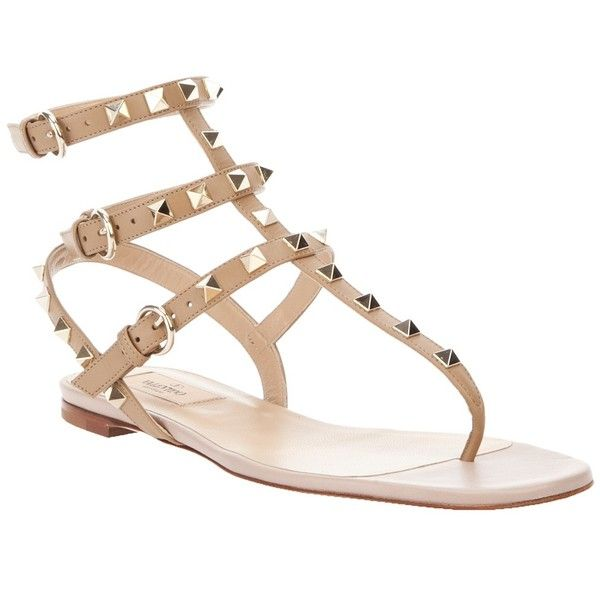VALENTINO studded sandals | Valentino
