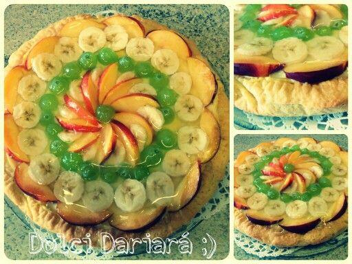 Crostata di frutta VERA by dariarà