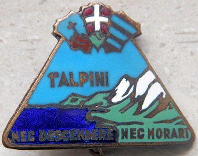 Vecio.it - La storia degli Alpini nel web - 1° Reggimento Alpini