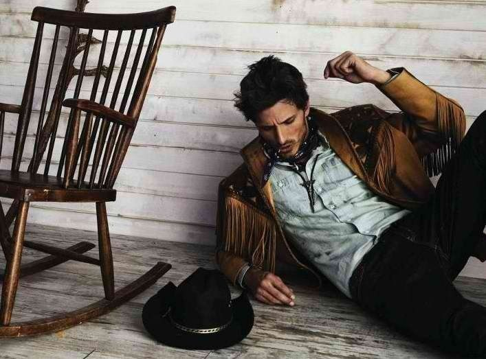 Cowboy-  Andrés Velencoso
