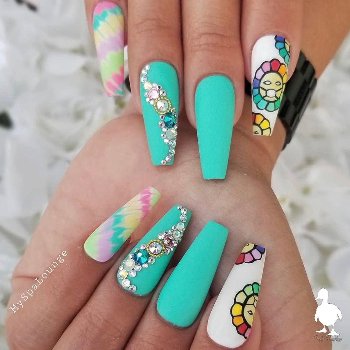 Pin On Fun Nail Designs