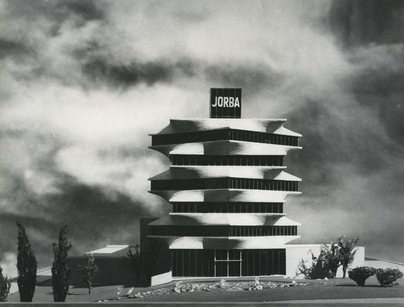 Galería de Cámara y Modelo: 45 años de fotografías de maquetas de arquitectura en España - 13