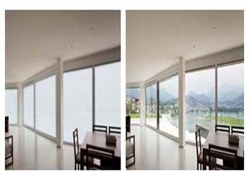 Smart Film Smart Glass Electric Smart Film Switchable Privacy