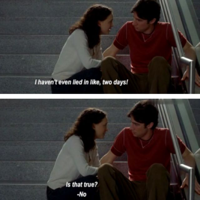 Adorbs This Part Of The Scene In Garden State With Images
