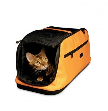 Sleepypod Air In Cabin Pet Carrier Orange Dream · Airline Approved ...