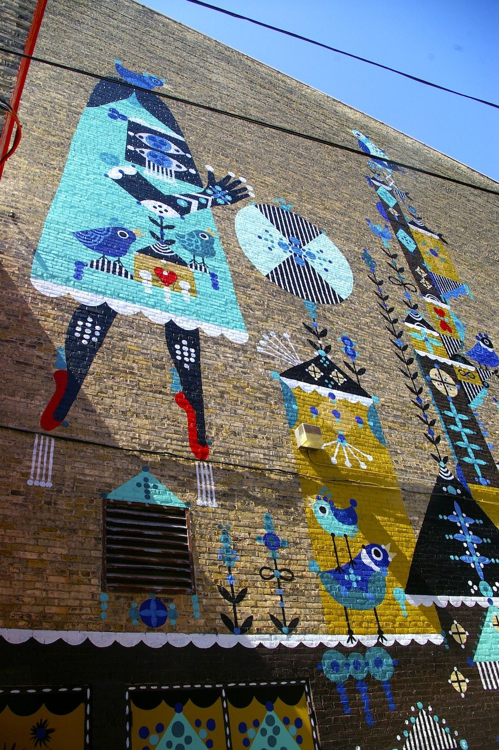 Exploring Milwaukee Public Art Black Cat Alley & Beyond