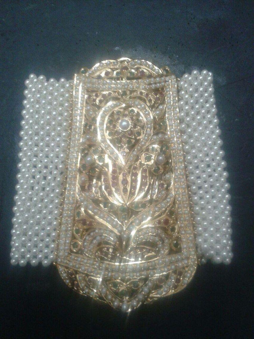Rajputi Punach | Grand jewellery ideas | Pinterest