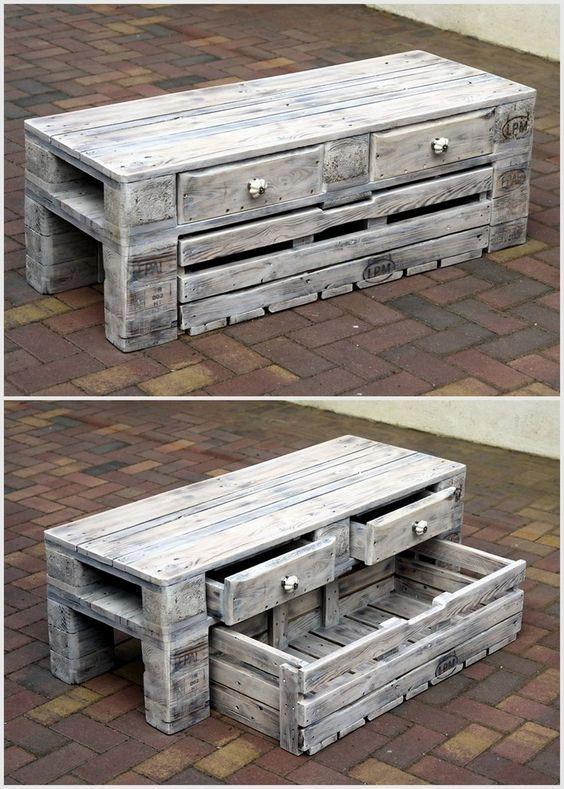 Creative Ideas For Recycled Wood Pallets Palet Meubelen Diy Pallet Meubels En Hergebruikt Hout