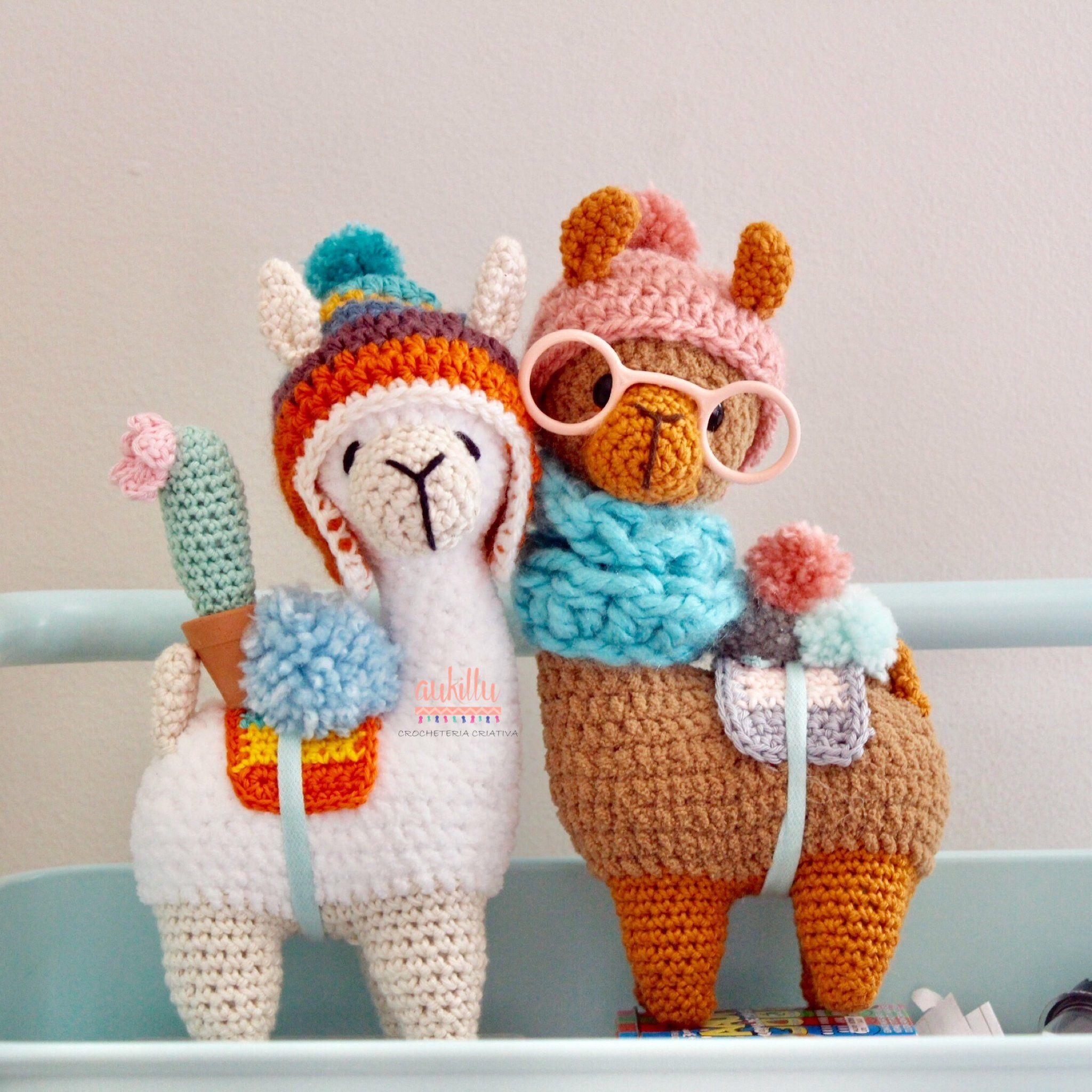 Llama de crochet   CrochetyAmigurumis.com   2048x2048