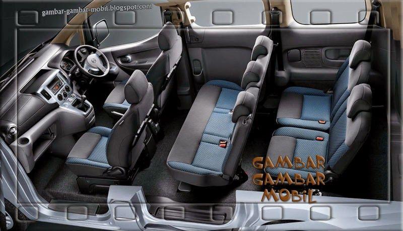 Foto Interior Mobil Nissan Evalia Nissan Nissan Cars Dan