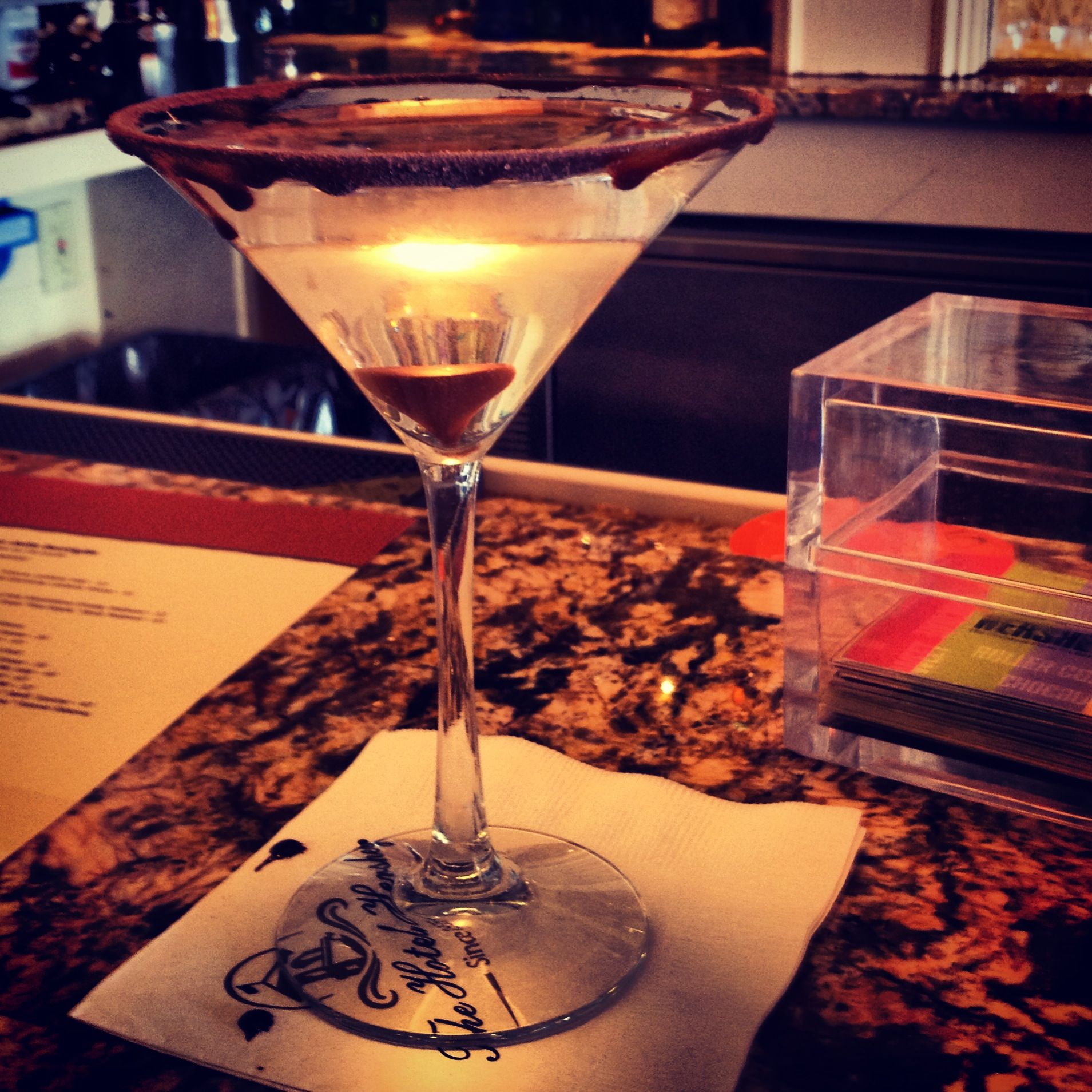 Martini Gold Chocolate Martini Mix Recipe
