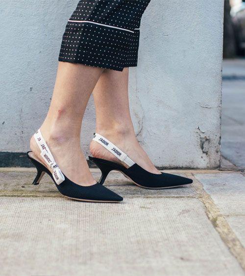 4f4faf5dd1 Style Crush: Dior J'Adior Slingback Pumps   Shoes   Shoes, Slingback ...