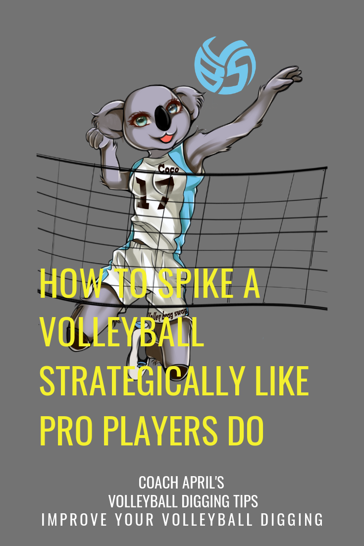 How To Spike A Volleyball Learn To Improve Your Attacking Techniques Volleyball Volleyball Tips Volleyball Skills