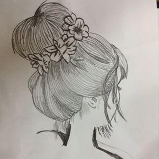 رسمه كتير بتجنن وفن فن فن Flower Tattoo Female Sketch Tattoos