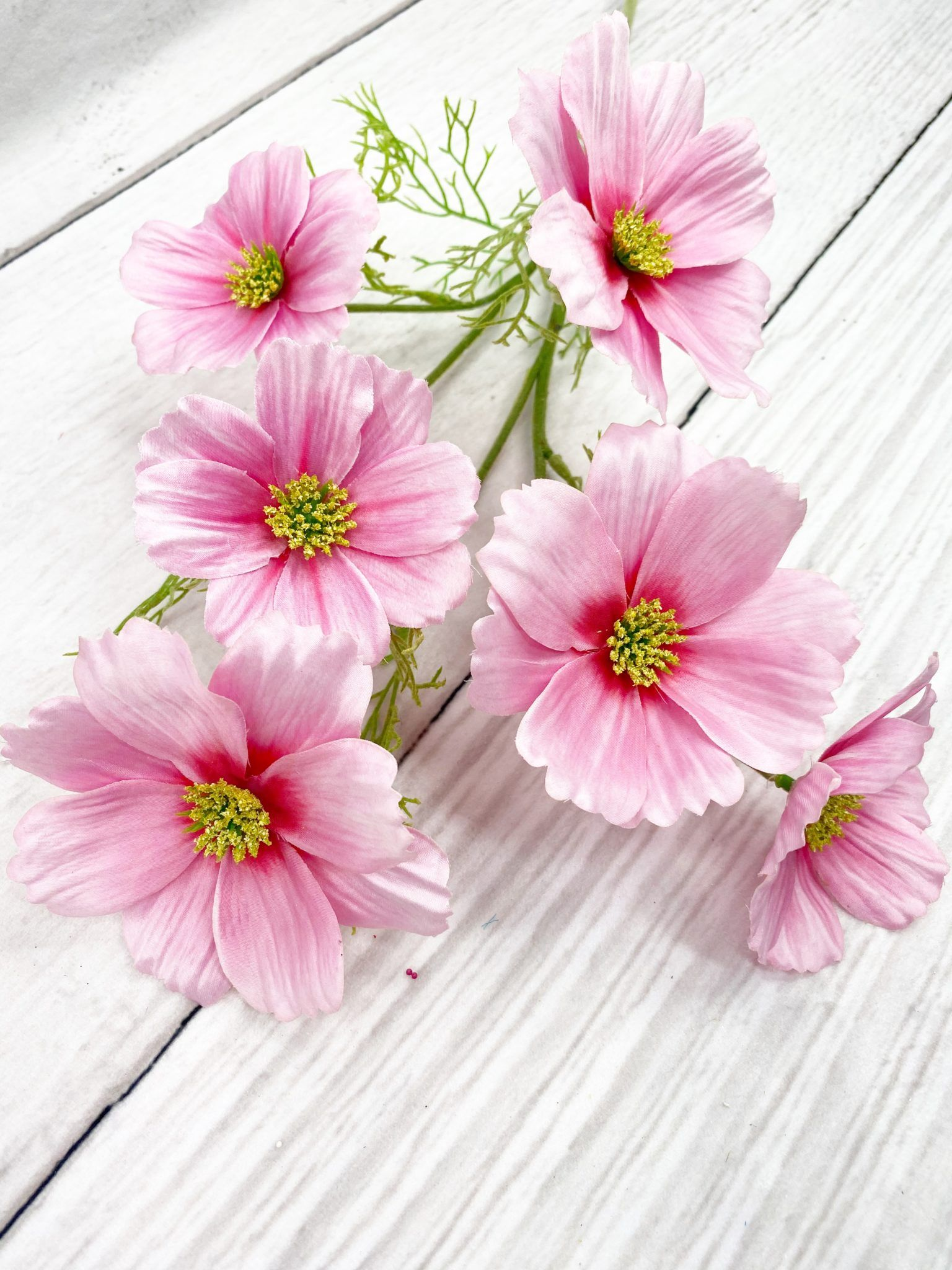 Pink Cosmo Stem Kelea S Florals In 2020 Floral Flower Making Spring Floral