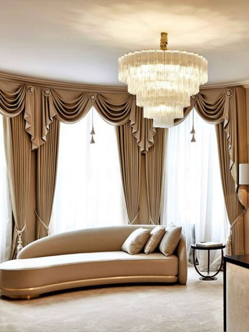Curtains Drape Ideas For House Interior In 2021 Curtains Living Room Valances For Living Room Elegant Curtains