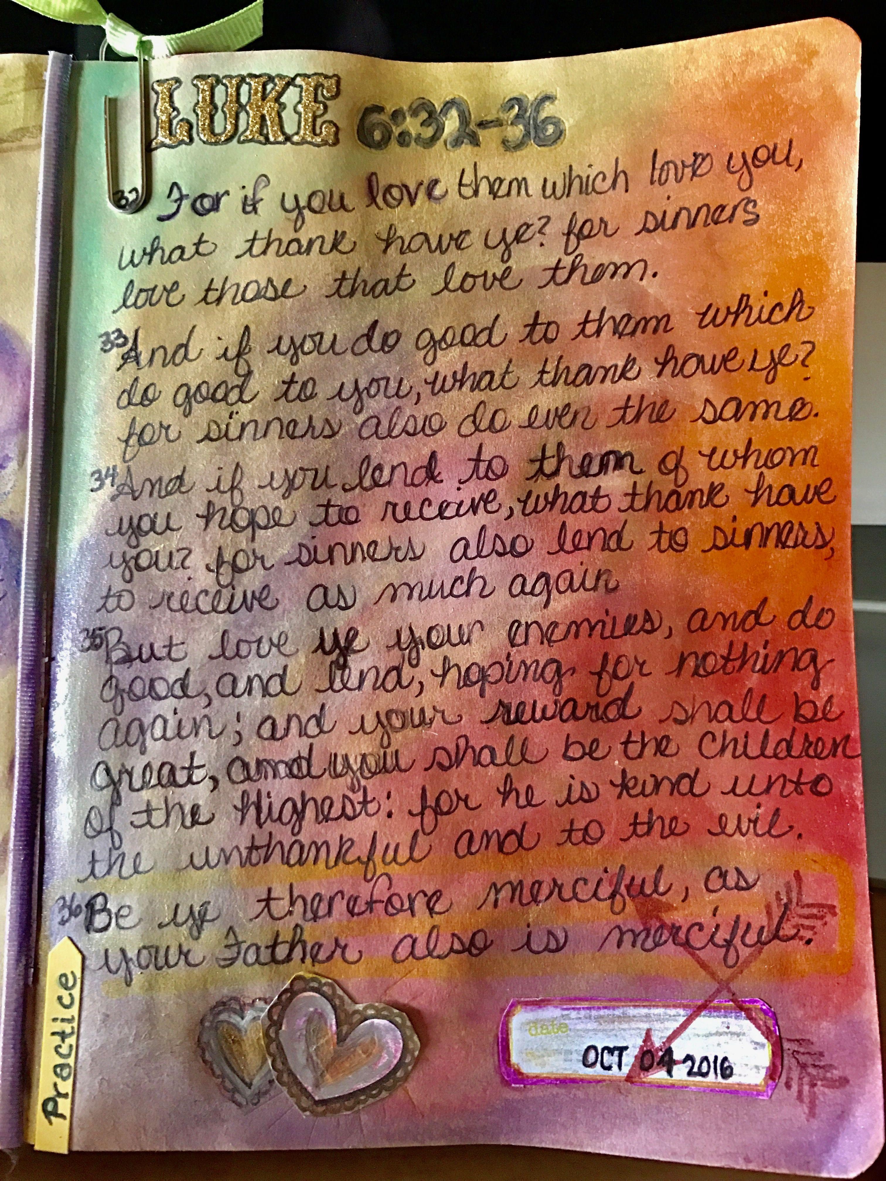 Luke6:32-36