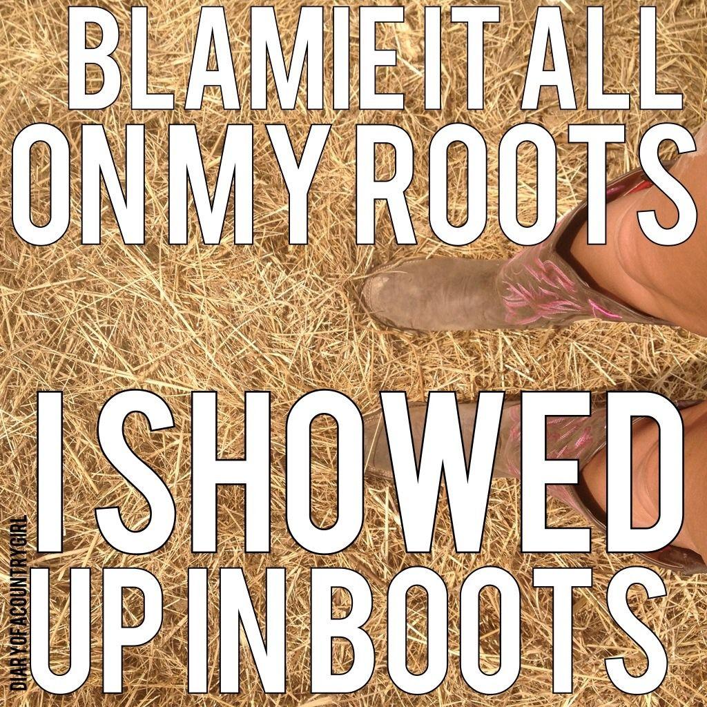 My Garth Brooks Tattoo Lyrics From The Dance I Love: Blame It All On My Roots