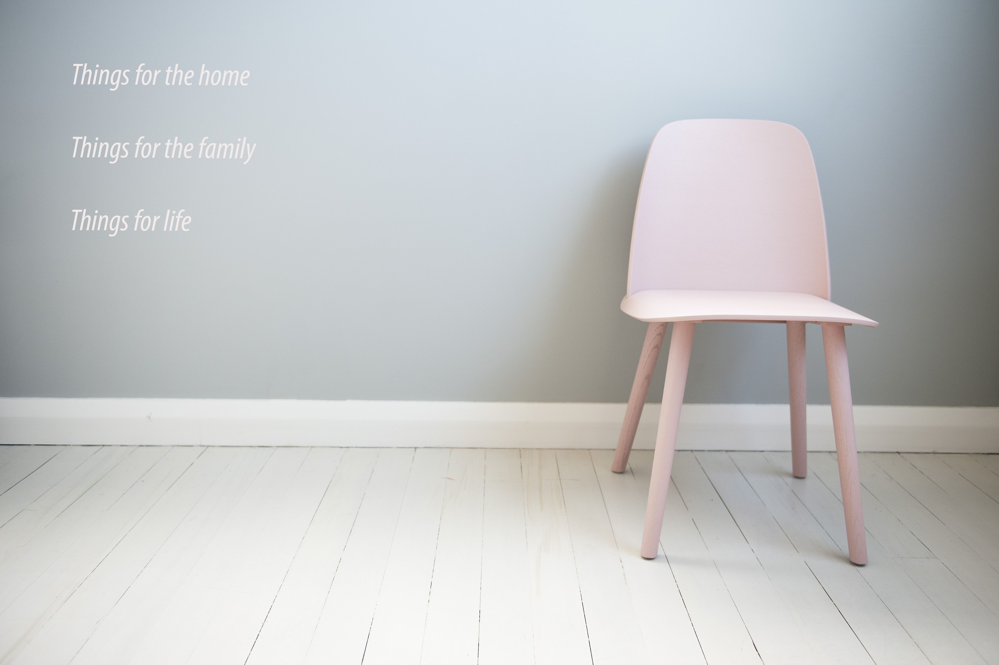 Muuto Nerd Chair : Our pale pink muuto nerd chair simply gorgeous and so scandinavian