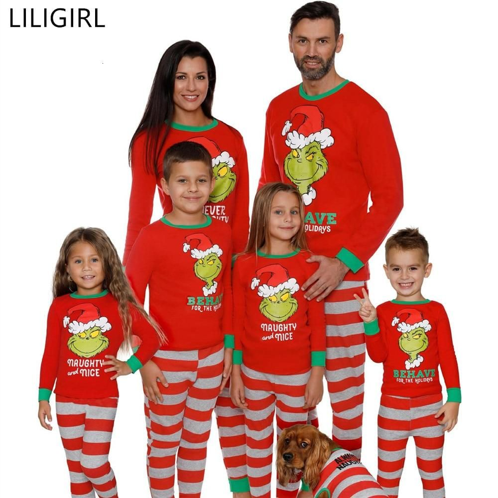 Matching Sleepwear for the Family in 2020 Family