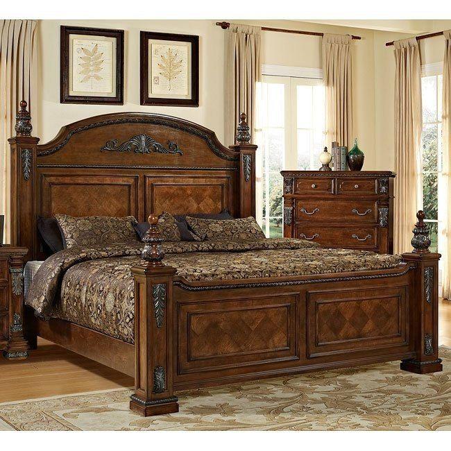 Orleans Poster Bed Master Bedroom Furniture Home Decor Bedroom Bed Furniture