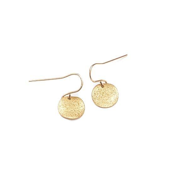 d049d65f6f60e5 Gold Stardust Earrings in 2019 | Products | Earrings, Gold earrings ...