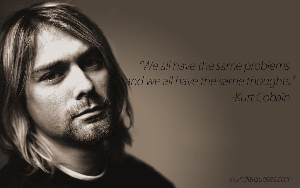 kurt-cobain-quotes2 | Kurt Cobain Quotes | Pinterest