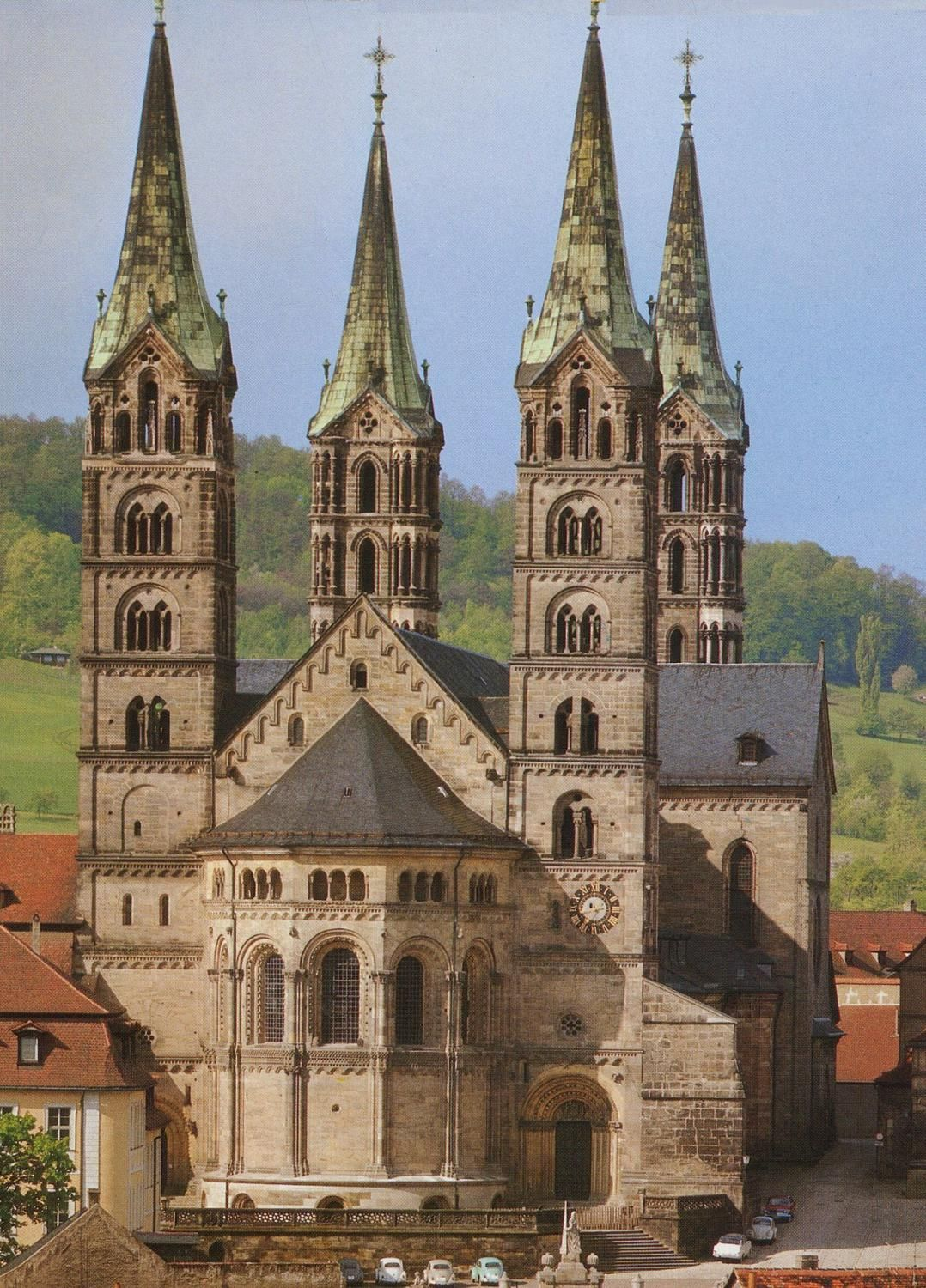 bamberger dom kirchen und kl ster pinterest churches bamberg and cathedrals. Black Bedroom Furniture Sets. Home Design Ideas