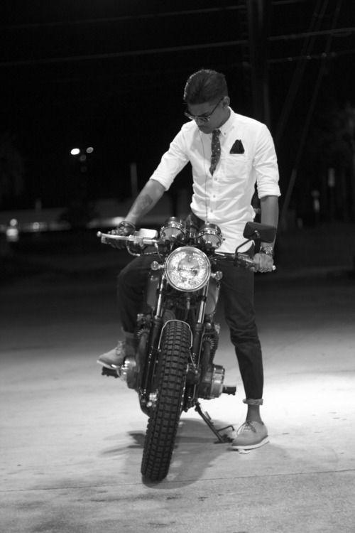 Motorcycle Boy Con Imagenes Motos Fotos Estilo