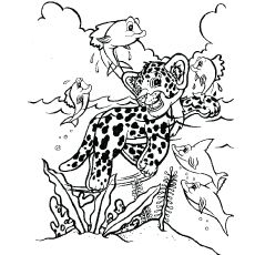 top 25 free printable lisa frank coloring pages online