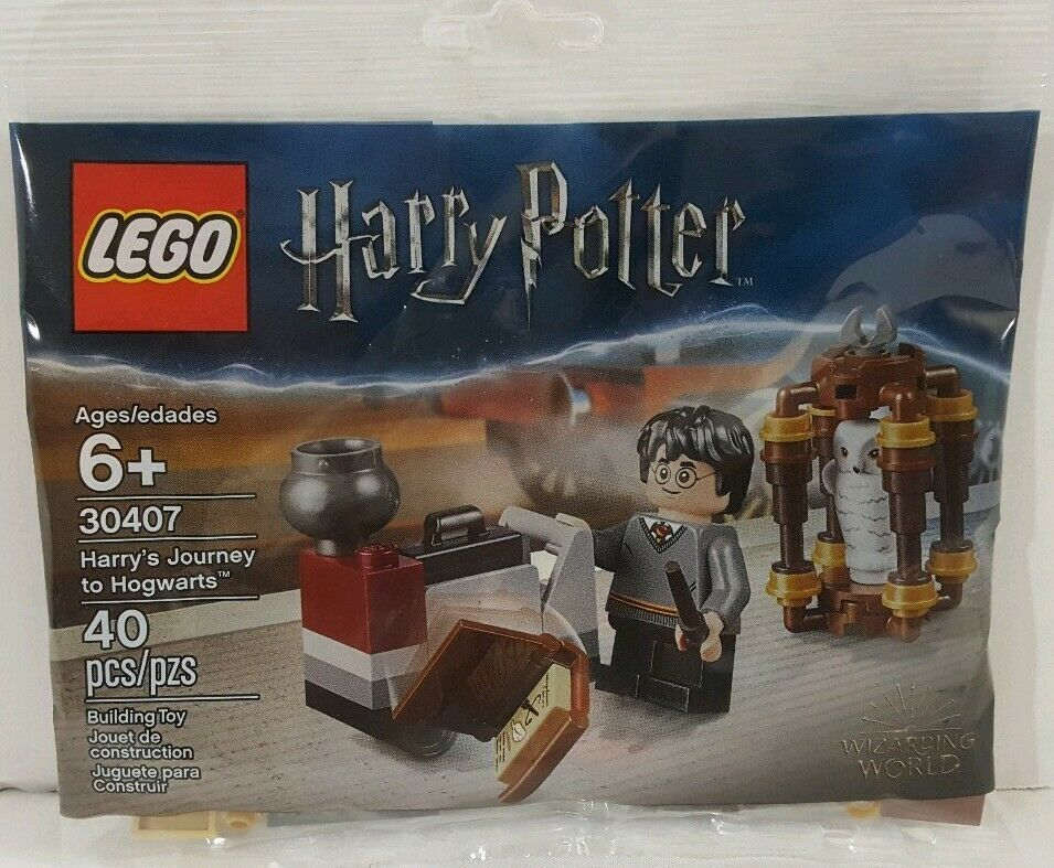 Lego 30407 Harry Potter Harry/'s Journey to Hogwarts Polybag Brand New