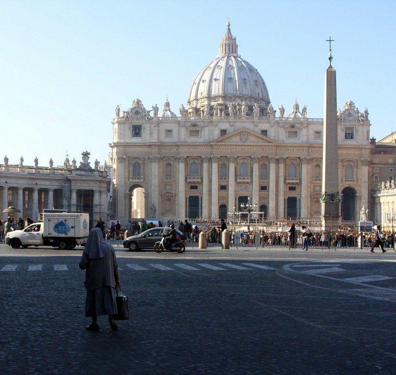 roma vatican dieulois