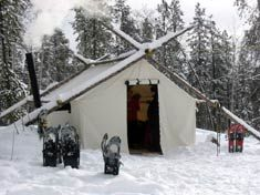 our cozy heated Wall Tent & our cozy heated Wall Tent | Wall Tent Camps | Pinterest | Wall ...