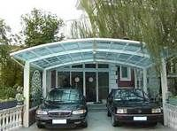glass car port - Bing Images