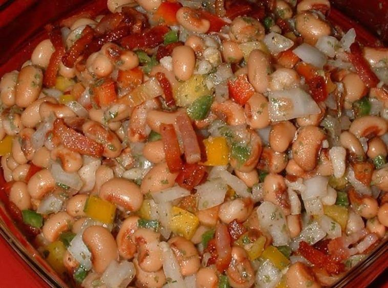 blackeyed pea salad  page 2 of 2  quickrecipes  black