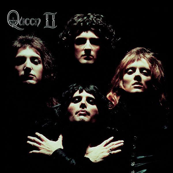 Queen II (1974) by Queen | Musica, Rock sinfonico, Mejores bandas ...