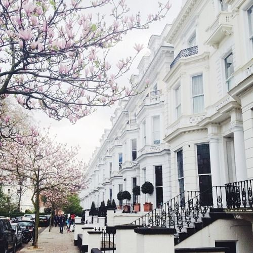 London And The Wonderful Georgian Homes Of Holland Park