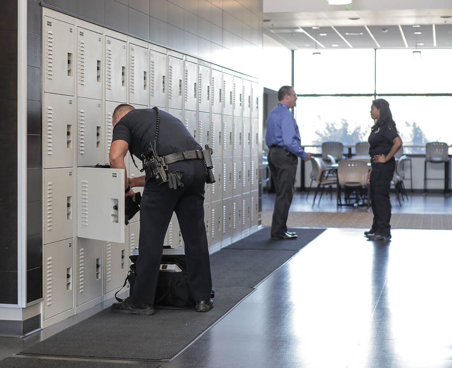 Learn how the Parker Police Department was able to boast